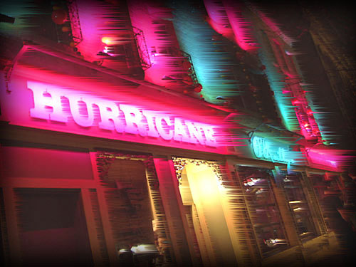 Hurricane O'Reilly's Nightclub Restaurant Dance Bar Boston Massachusetts Photo by DSL Pro Audio